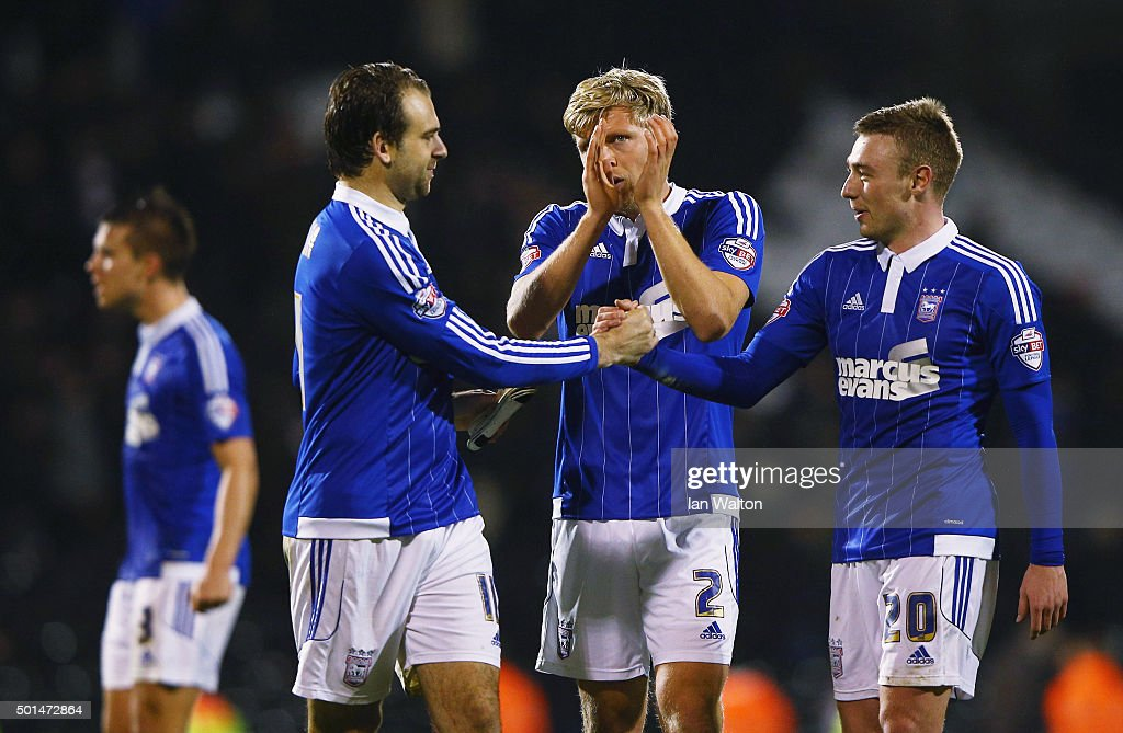 Fulham v Ipswich Town   - Sky Bet Championship