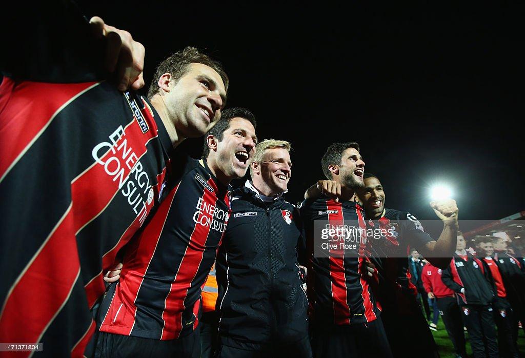 AFC Bournemouth v Bolton Wanderers - Sky Bet Championship : ニュース写真
