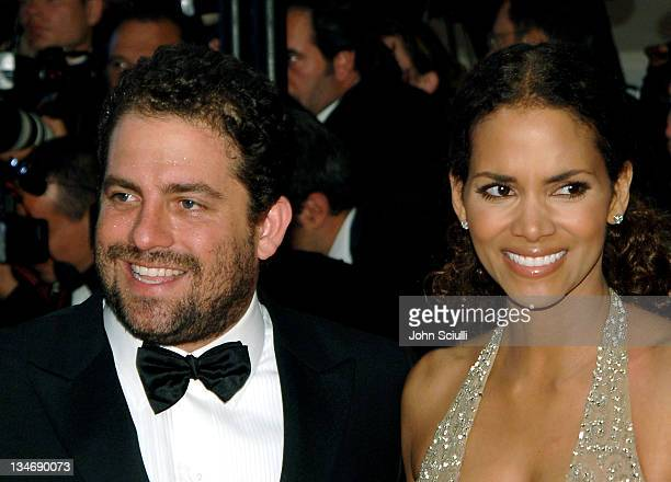 Brett Ratner and Halle Berry during 2006 Cannes Film Festival XMen 3 The Last Stand Premiere at Palais des Festival in Cannes France