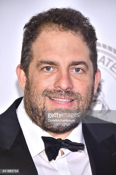 Brett Ratner attends as the Friars Club Honors Tony Bennett With The Entertainment Icon Award Arrivals at New York Sheraton Hotel Tower on June 20...