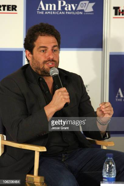 Brett Ratner during 2007 Cannes Film Festival - In Conversation with Brett Ratner at American Pavilion in Cannes, France.