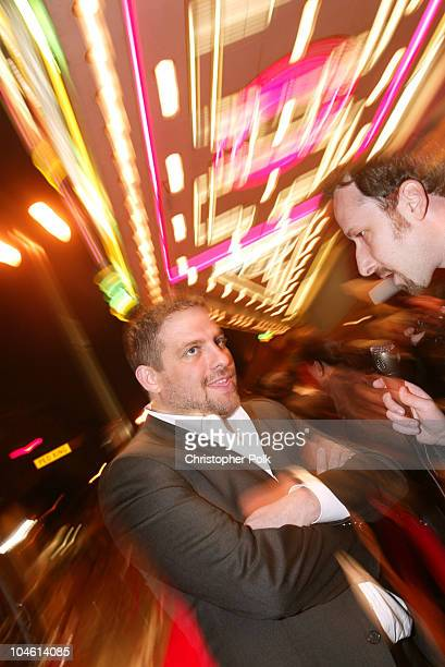 Brett Ratner during 4th Annual Golden Trailer Awards at Orpheum Theatre in Los Angeles, CA, United States.