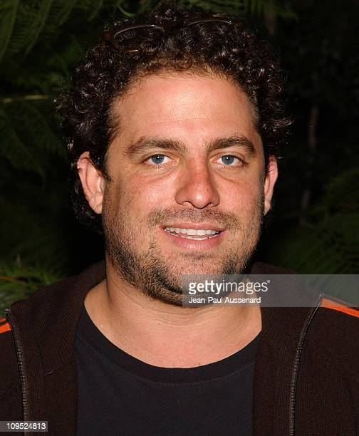 """Brett Ratner during Russell Simmons """"Work Hard...Play Harder"""" Lounge Sponsored by Courvoisier and W Hotel - Arrivals at Poolside at W Hotel in..."""