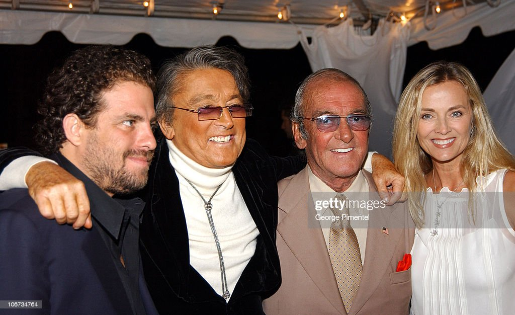 2004 Toronto International Film Festival - Best Buddies Leadership Award Presented to Robert Evans : News Photo