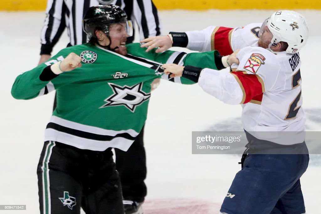 Florida Panthers v Dallas Stars : News Photo