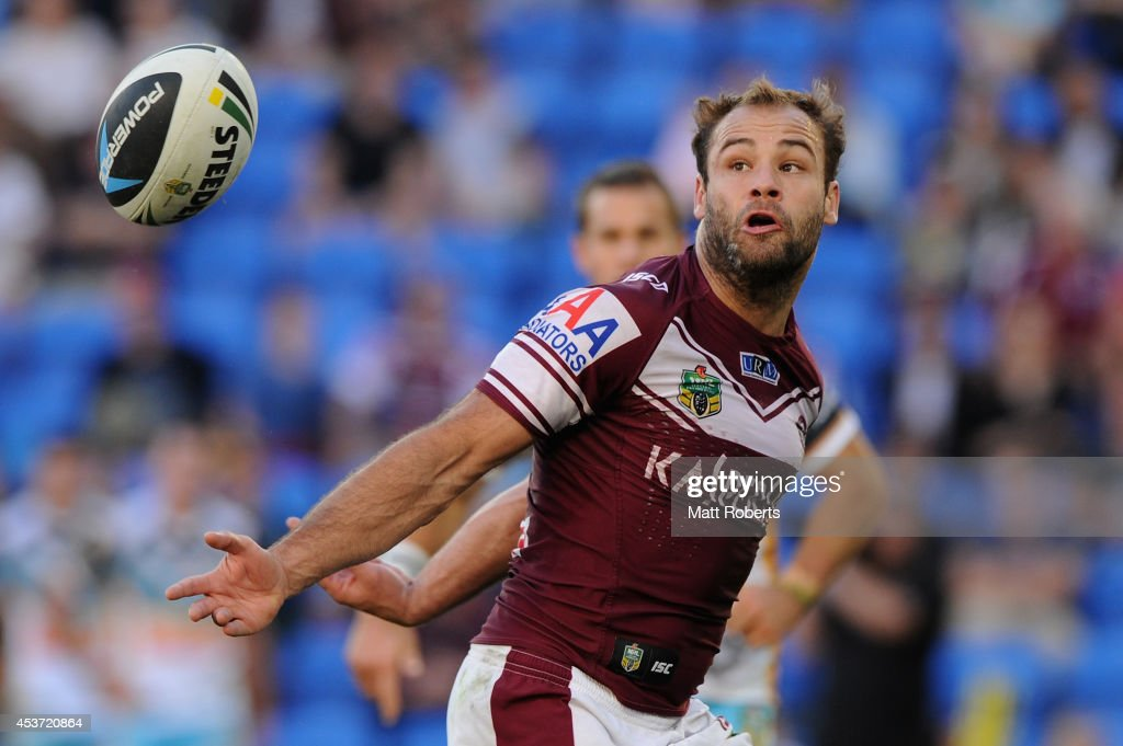 NRL Rd 23 - Titans v Sea Eagles