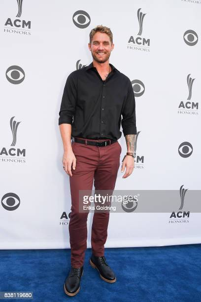 Brett Young attends the 11th Annual ACM Honors at the Ryman Auditorium on August 23 2017 in Nashville Tennessee