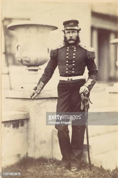 Brevet Lieutenant Colonel Cure 1856 Artist Alfred CapelCure