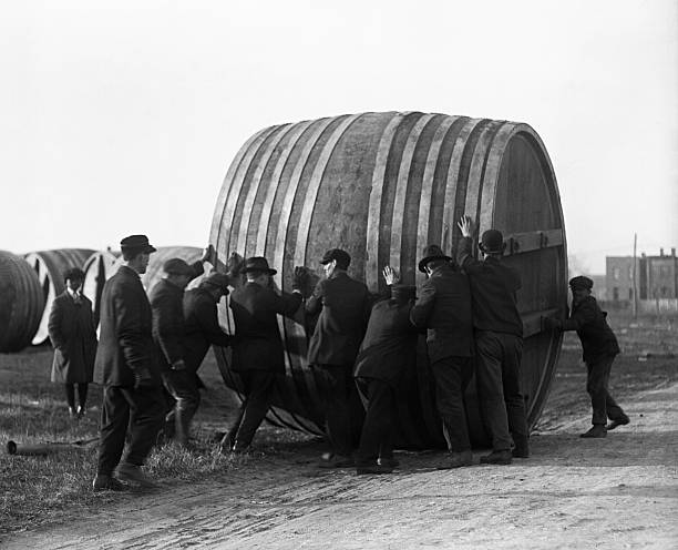 UNS: 16th January 1920 - Prohibition Enacted In The US