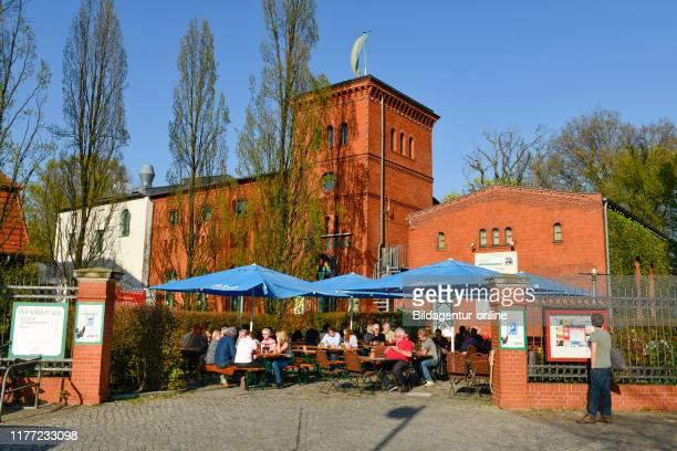 Brewery Spandau, Neuendorfer street, Spandau, Berlin, Germany, Brauhaus Spandau, Neuendorfer Strasse, Germany.