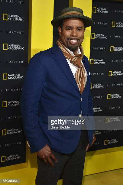 Brewmaster and author Garrett Oliver at National Geographic's Further Front Event at Jazz at Lincoln Center on April 19 2017 in New York City