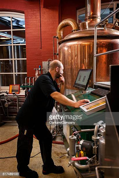 Brewmaster At Work