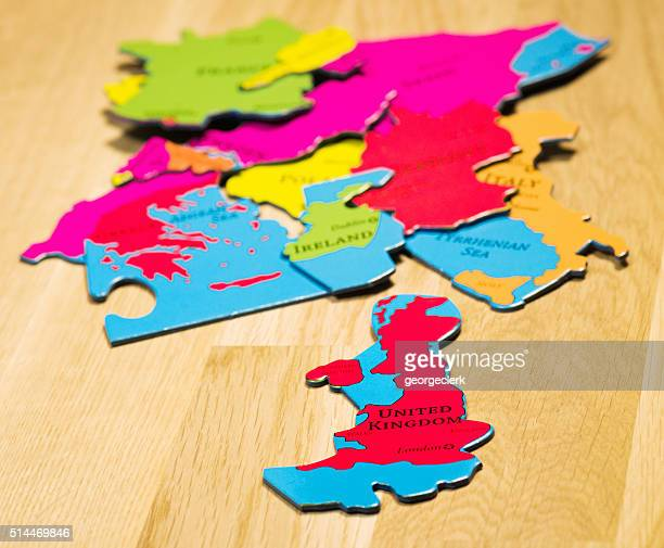 Brexit 住民投票:英国、欧州連合の国