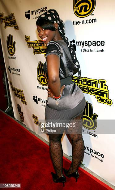 Bria Myles Stock Photos And Pictures Getty Images