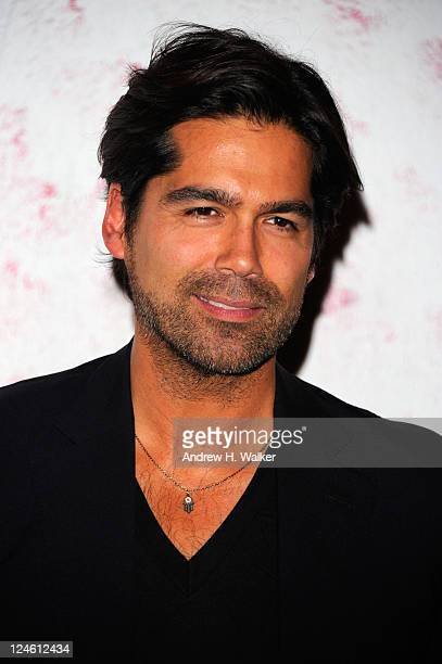 Brian Atwood arrives at Barneys New York Celebrates Carine Roitfeld at The Westway on September 10 2011 in New York City