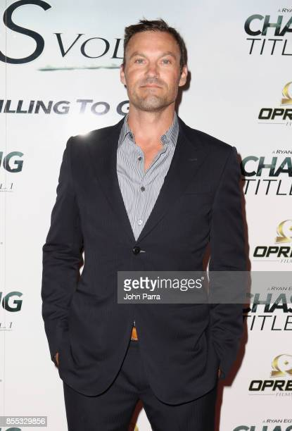 Brian Austin Green arrives at the Chasing Titles Vol 1 West Palm Beach Premiere on September 28 2017 in West Palm Beach Florida