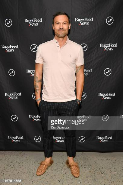 Brian Austin Green at BuzzFeed's AM to DM on August 13 2019 in New York City
