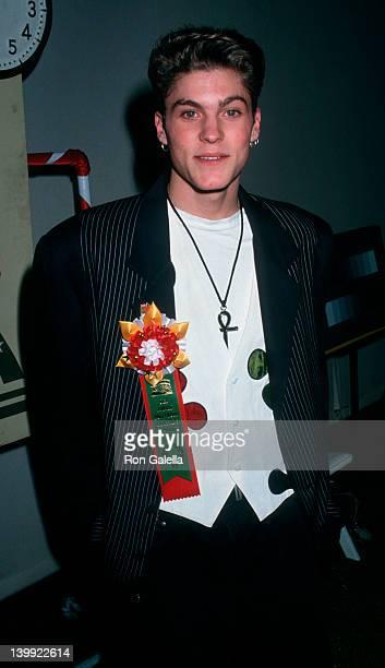Brian Austin Green at the Hollywood Christmas Parade KTLA Studios Hollywood