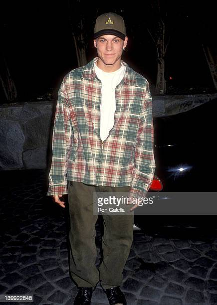 Brian Austin Green at the Surprise Birthday Party for Ian Ziering Ma Maison Beverly Hills