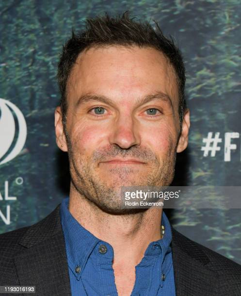 Brian Austin Green attends the PUBG Mobile's #FIGHT4THEAMAZON Event at Avalon Hollywood on December 09, 2019 in Los Angeles, California.