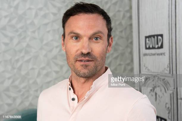 Brian Austin Green visits Build Series to discuss BH90210 at BUILD Studio on August 13 2019 in New York City