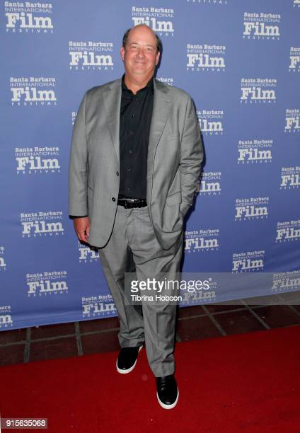 Brian Baumgartner attends the 33rd annual Santa Barbara International Film Festival American Riviera Award presentation at Arlington Theatre on...