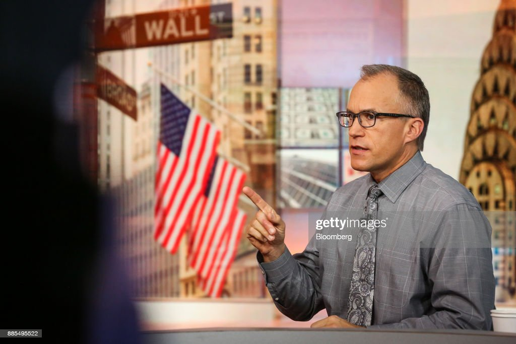 BMO Capital Markets Corp. Chief Investment Strategist Brian Belski Interview : News Photo