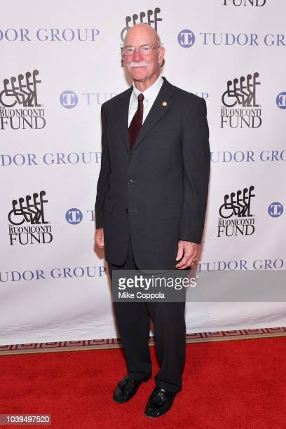 Brian Boitano attends the 33rd Annual Great Sports Legends Dinner which raised millions of dollars for the Buoniconti Fund to Cure Paralysis at The...