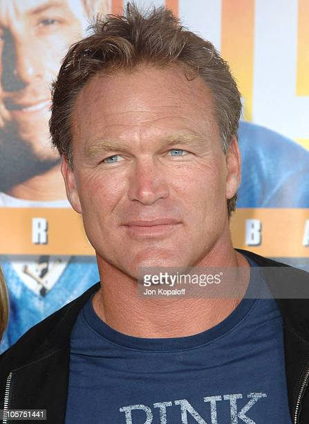 Brian Bosworth during The Longest Yard Los Angeles Premiere Arrivals at Grauman's Chinese Theater in Hollywood California United States