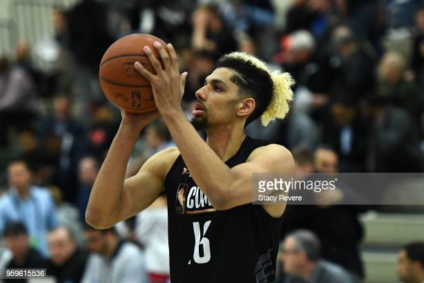 Brian Bowen participates in drills during Day One of the NBA Draft Combine at Quest MultiSport Complex on May 17 2018 in Chicago Illinois NOTE TO...