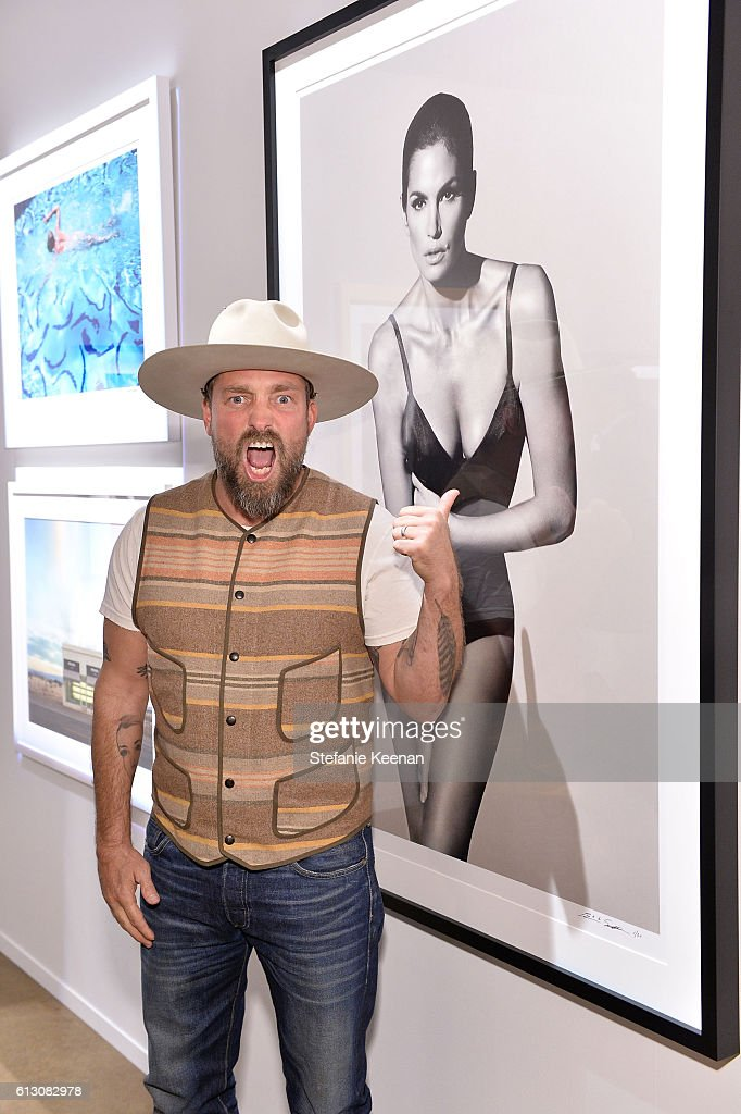 Brian Bowen Smith attends PHOTO16 presented by Milk Studios Auction of Photography Works to Raise Funds for The AIDS Monument in West Hollywood at Milk Studios on October 6, 2016 in Hollywood, California.