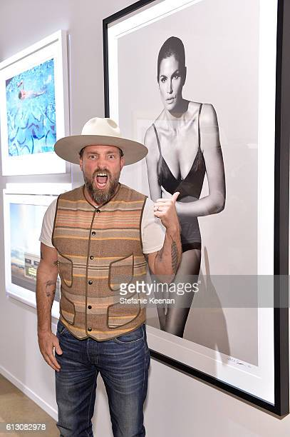Brian Bowen Smith attends PHOTO16 presented by Milk Studios Auction of Photography Works to Raise Funds for The AIDS Monument in West Hollywood at...