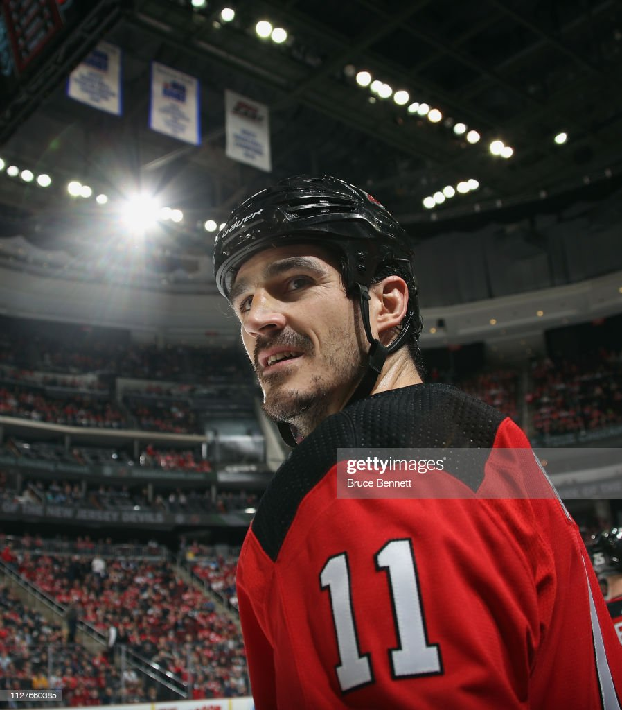Los Angeles Kings v New Jersey Devils : News Photo
