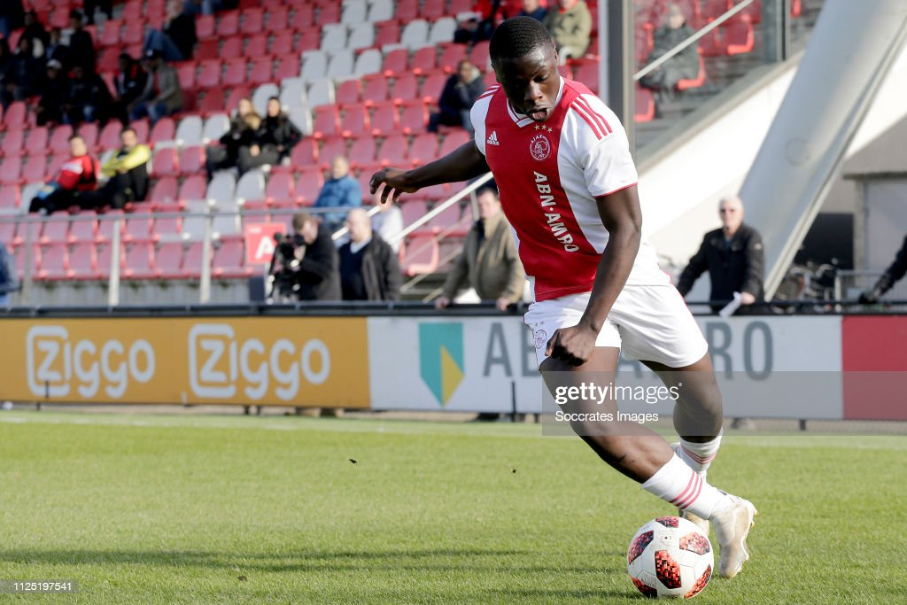 NLD: Ajax U19 v NEC/Top Oss U19