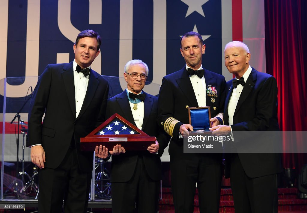 USO 56th Armed Forces Gala + Gold Medal Dinner