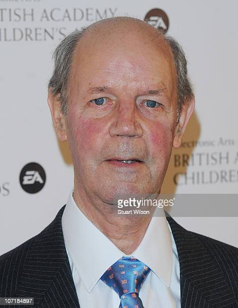 Brian Cant attends the EA British Academy Children's Awards 2010 at London Hilton on November 28 2010 in London England