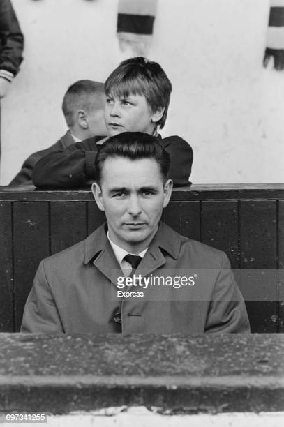 Brian Clough manager of Derby County FC UK 23rd November 1969