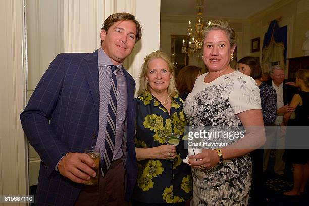 Brian Condon Margize Howell and Lee Manigault attend The Institute of Classical Architecture Art Celebrates the Classicist No 13 with Classical...