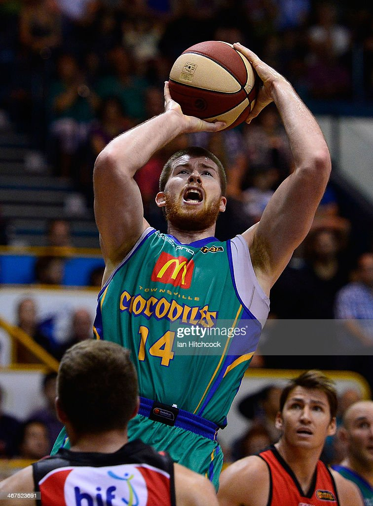 NBL Rd 17 - Townsville v Perth : News Photo