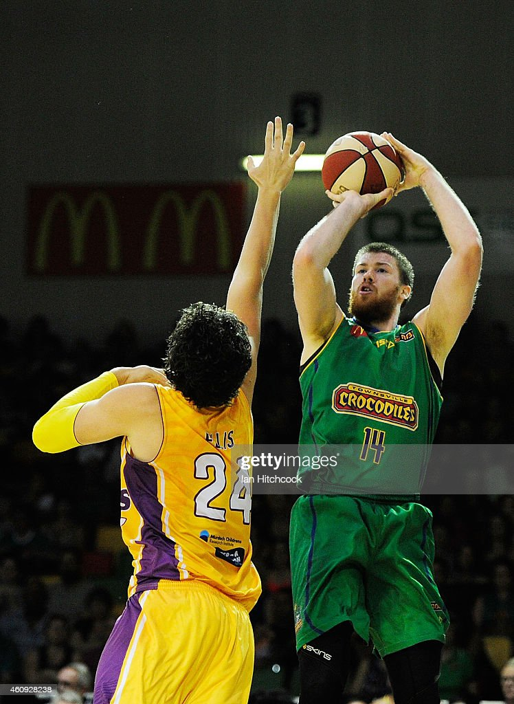 NBL Rd 13 - Townsville v Sydney : News Photo