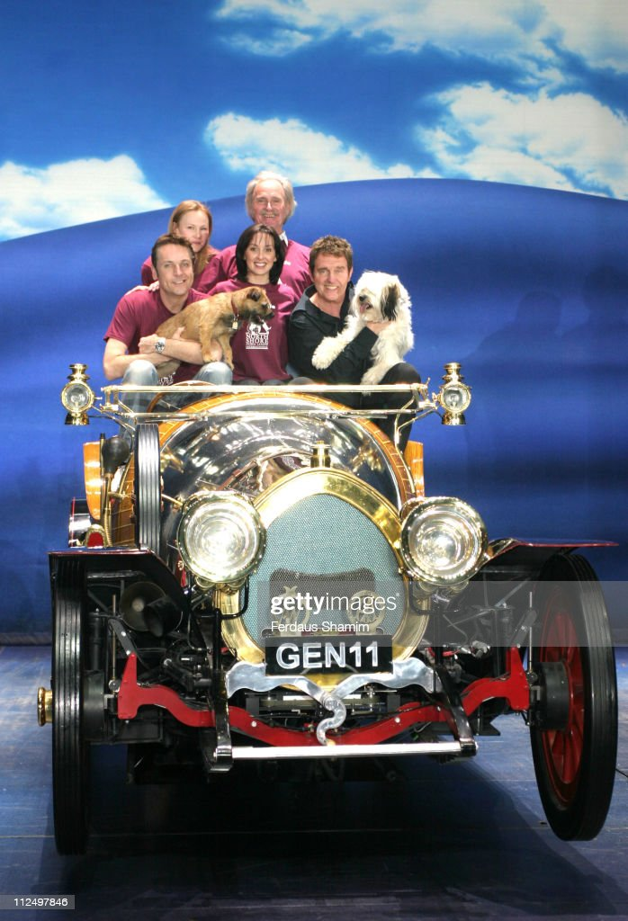 """""""Chitty Chitty Bang Bang"""" Cast - Tour For Life - Photocall"""