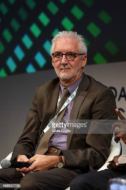 Brian Cookson attends the 'Peace And Sport' Closing Plenary In Monaco at Grimaldi Forum on November 27 2015 in Monaco Monaco