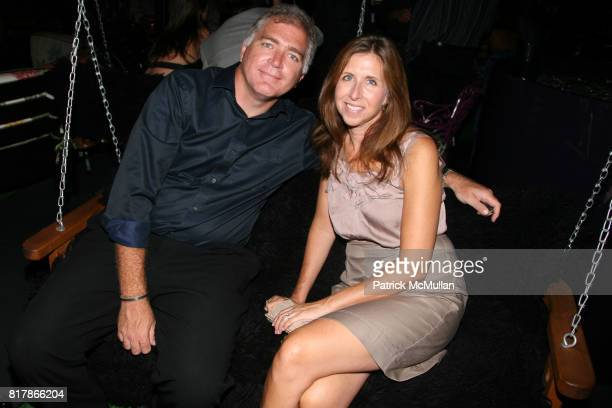 Brian Cox and Tammy Cox attend INFA Energy Brokers LLC celebrates the release of BRAD SCHAEFFER's 'Hummel's Cross' at Provocateur on September 24...