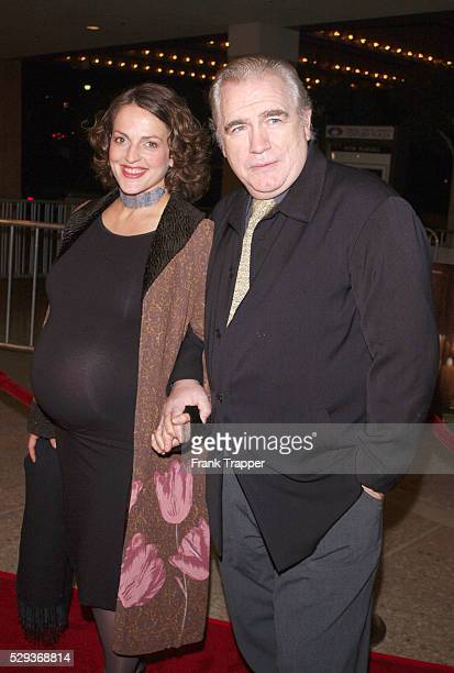 Brian Cox and wife Nicole at the special screening of The Affair of The Necklace