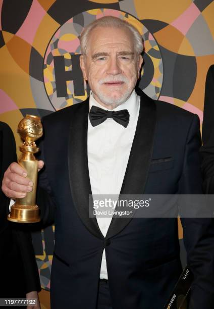 Brian Cox attends HBO's Official Golden Globes After Party at Circa 55 Restaurant on January 05 2020 in Los Angeles California