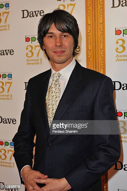 Brian Cox attends the 37th BPG Television and Radio Awards at Theatre Royal on March 25 2011 in London England
