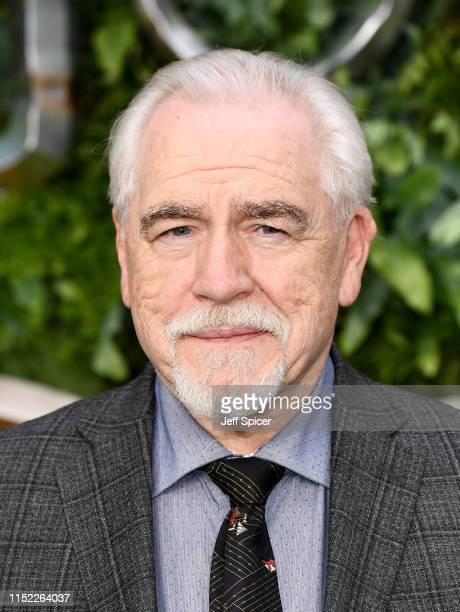 Brian Cox attends the Global premiere of Amazon Original Good Omens at Odeon Luxe Leicester Square on May 28 2019 in London England