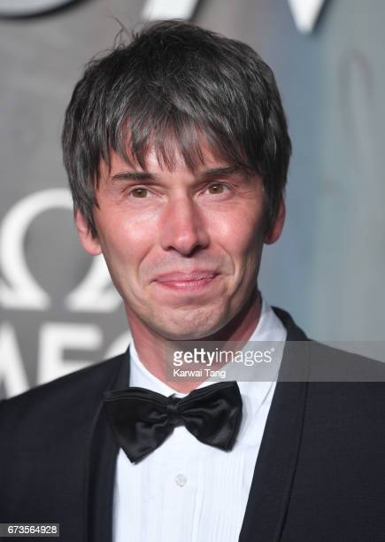 Brian Cox attends the Lost In Space event to celebrate the 60th anniversary of the OMEGA Speedmaster at the Tate Modern on April 26 2017 in London...