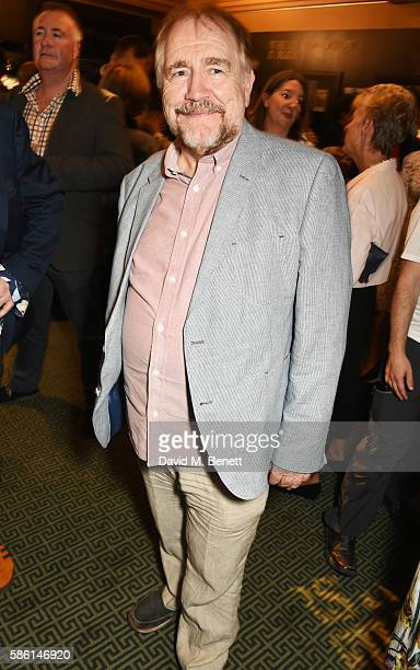 Brian Cox attends the UK Premiere of The Carer at the Regent Street Cinema on August 5 2016 in London England