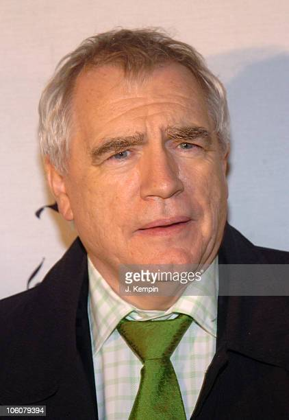 Brian Cox during Dressed To Kilt Fashion Show And Charity Event April 3 2006 at St John The Divine Cathedral Garden in New York City New York United...